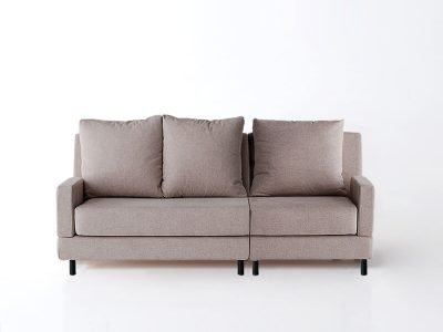 sofá brick tres plazas dos brazos desenfundable desmontable de SITSOFA
