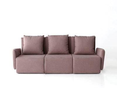 sofá circo tres plazas dos brazos desenfundable desmontable de SITSOFA
