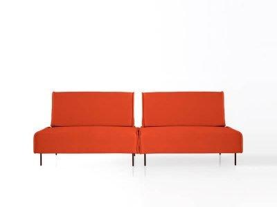 sofá sugar cuatro plazas desenfundable desmontable de SITSOFA