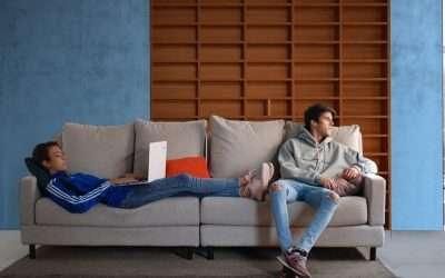 El sofá, nuestro gran aliado
