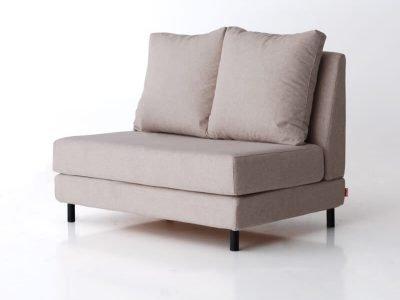 sofá brick dos plazas sin brazos desenfundable desmontable de SITSOFA