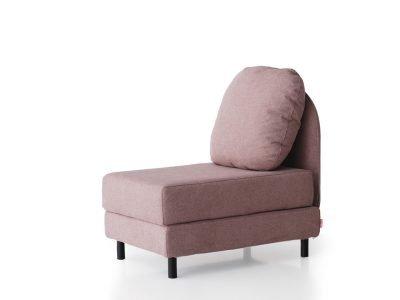 sillón tokyo sin brazos desenfundable modular tokyo