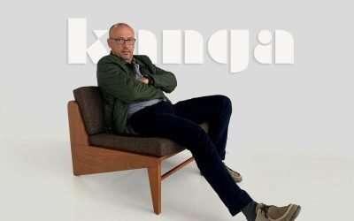 Te presentamos el sillón Kanga, nuestro homenaje a un gran clásico