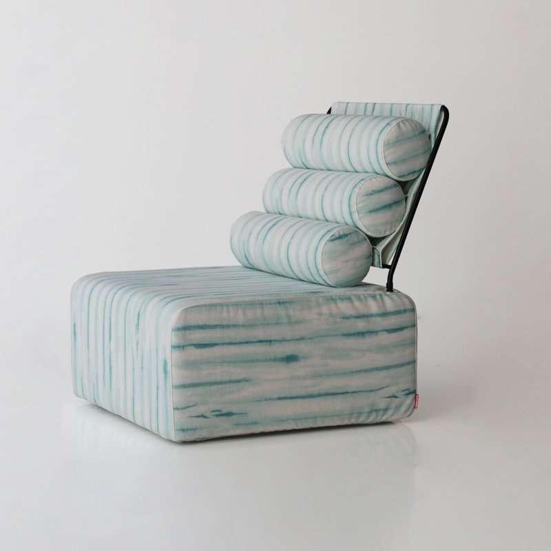 Sillon Roler tapizado outdoor