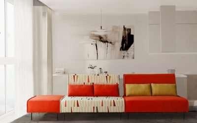 Estrena un salón diferente cada vez que quieras con los sillones modulares